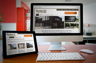 Responsive Wordpress website
