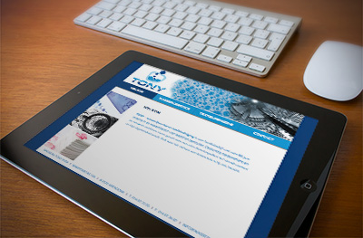 Statische website voor wasserijservice en textielreiniging Wasserij Tony te Arendonk