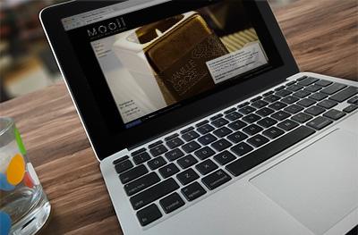 Website voor schoonheidsinstituut Mooii te Stokrooie-Hasselt